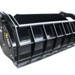 Top bucket-intensive usage with large capacity