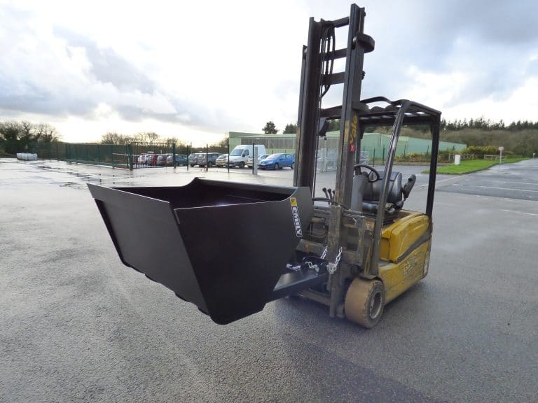 Hydraulic bucket – Eco model