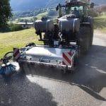 Master'Clean sweeper bucket