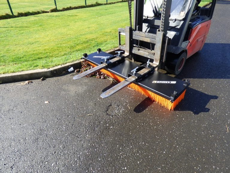 Push broom Modulo'sweep