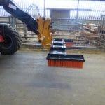 Push broom Modulo'sweep