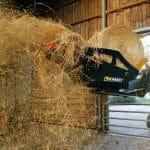 Delta Bale Unroller Spreader