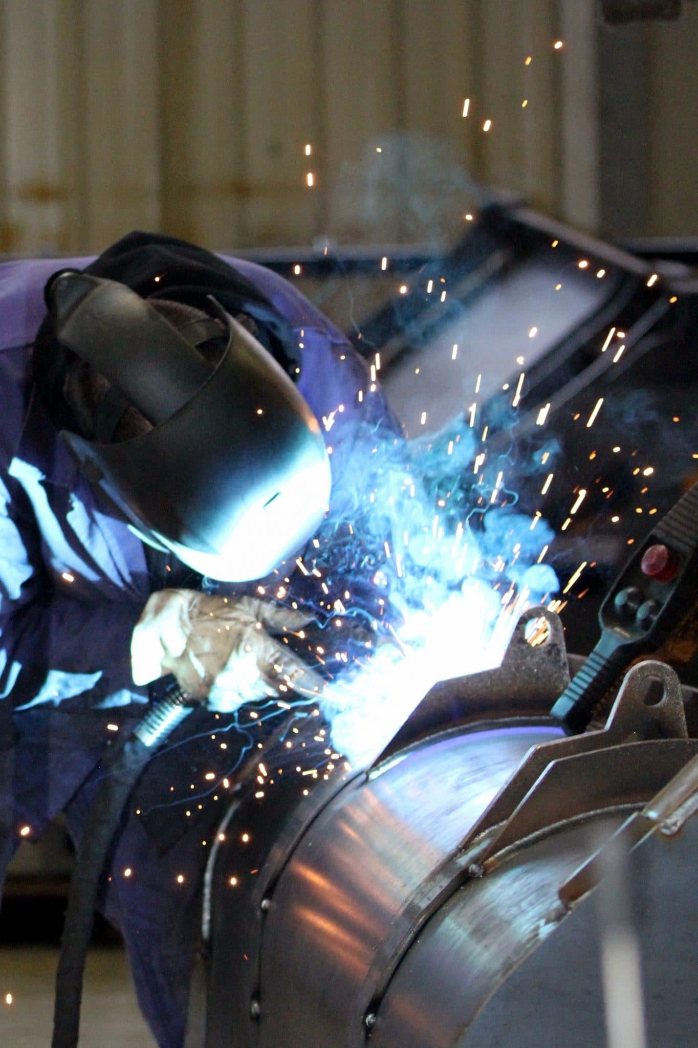 Prototype welding